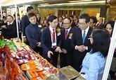 商務及經濟發展局局長在澳門推廣香港品牌(附圖)