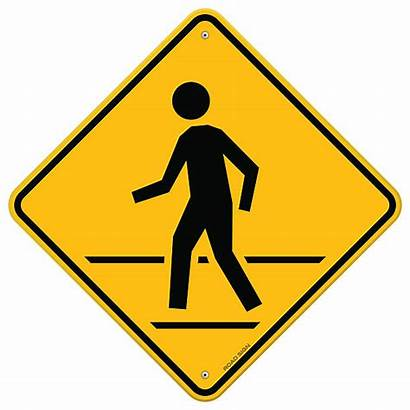 Pedestrian Clipart Traffic Clip Cross Crossing Walk