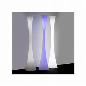 Lampadaire Interieur Design : lampadaire martinelli luce biconica led rgb lampadaires design ~ Teatrodelosmanantiales.com Idées de Décoration