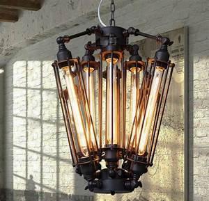 Lampe Industrial Style : online kaufen gro handel industriellen stil k che aus china industriellen stil k che gro h ndler ~ Markanthonyermac.com Haus und Dekorationen