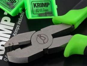 krimp tool rig toolz fishing tackle korda