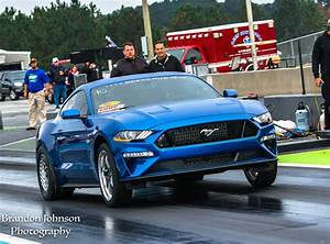 How The First 2018 Mustang GT Ran In The 10s At The Drag Strip!