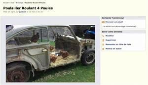 Ambulance Occasion Le Bon Coin : un poulailler vendre dans une ~ Gottalentnigeria.com Avis de Voitures