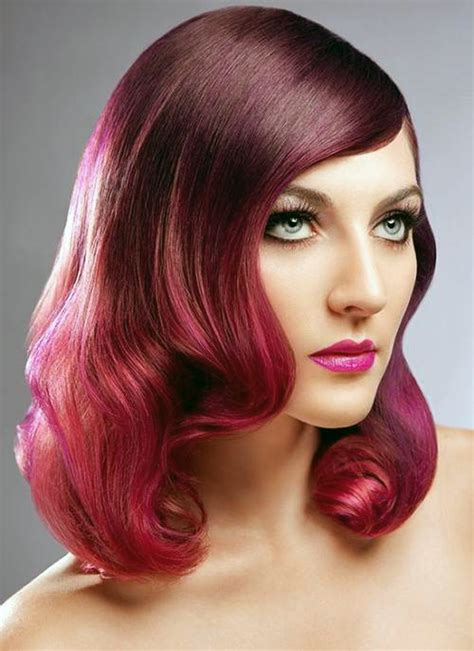 Hair Color Pictures by Violet Hair Color Pictures Inofashionstyle