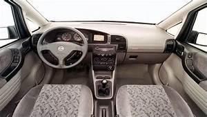 Chevrolet Zafira 2 0 16v