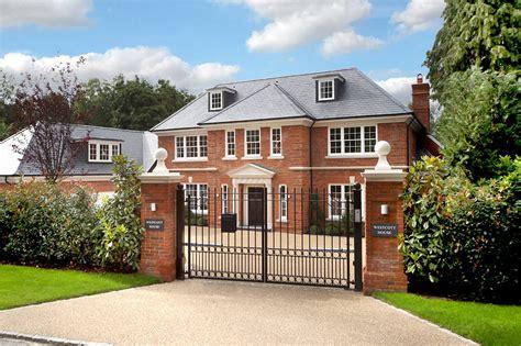 Westcott House, Badgers Hill, Virginia Water, Surrey, Gu25