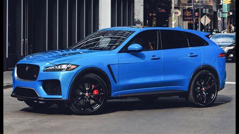jaguar suv  pace  interior jaguar cars review