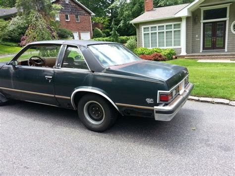 Purchase Used 1979 Chevrolet Chevelle Malibu Sport Landau
