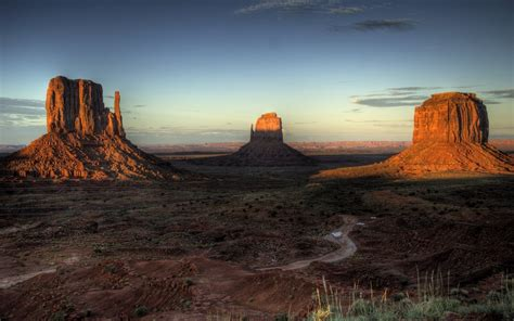 Desert Landscape Wallpaper Wallpapersafari
