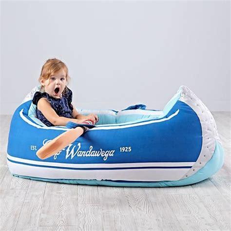 plush canoe decor plush canoe