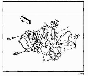 How Do I Remove Throttal Body On 2001 Pontiac Aztek