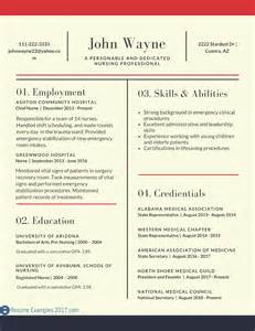 best resume templates 2017 2018 review our updated resume exles 2017 resume exles 2017