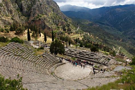 Seconda tappa: Delfi | Blog Erasmus Atene, Grecia
