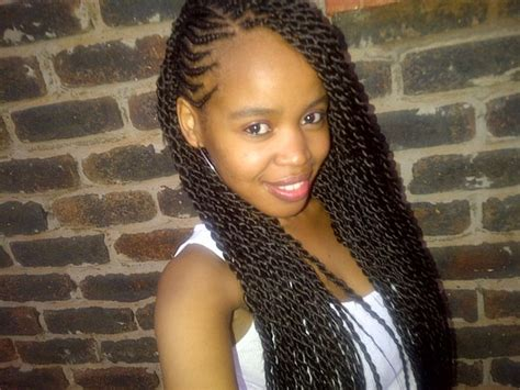 Latest Braided Hairstyles For Black Women 2014 7