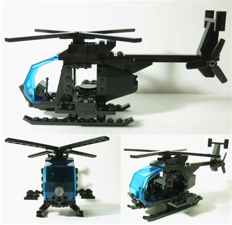 Little Bird Ah-6/mh- 6 Helicopter Army War Warfare Seals