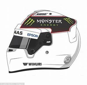 Lewis Hamilton Challenges Fans To Design New Race Helmet