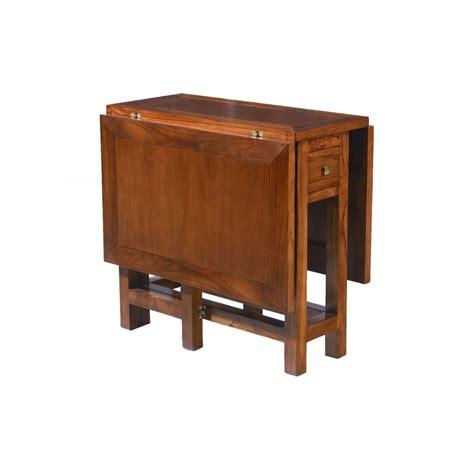 Console Table Pliante Teck Sunkaï #2950
