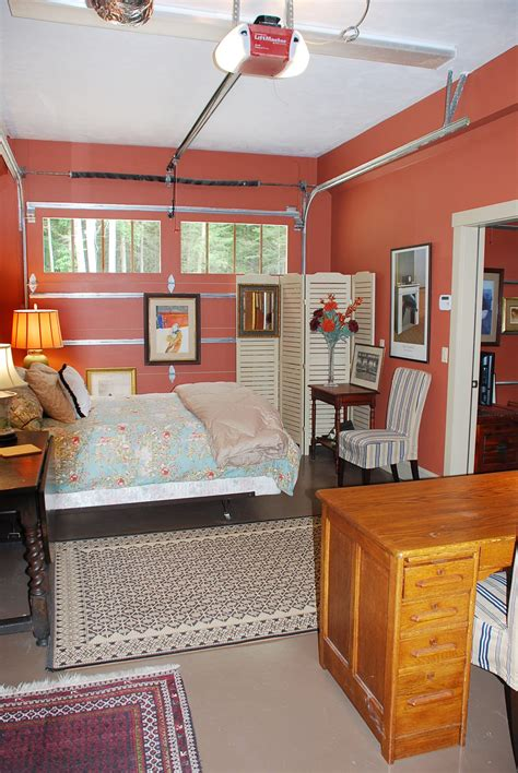 garage bedroom conversion ideas my carriage house first floor the quot man cave quot gets a makeover