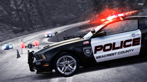 Police Car Wallpapers - WallpaperSafari