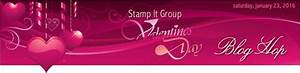 Scrappin With Stephie: Team Stamp It Valentines Day Blog Hop