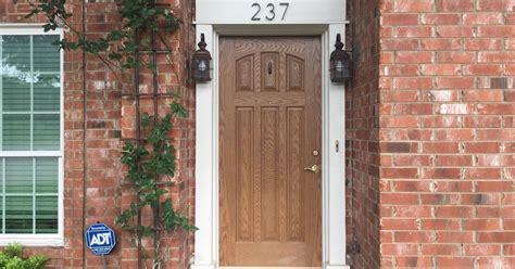 sheen  front doors hometalk
