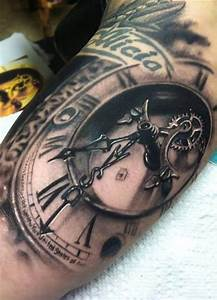 25+ best ideas about Clock tattoos on Pinterest | Time ...