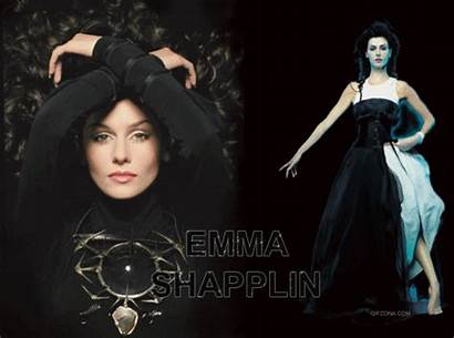 Beauty Emma Shapplin French Viola Cinzia Leest