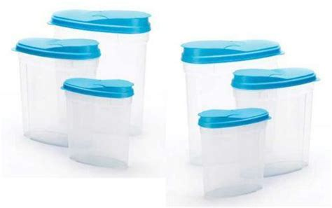 clear plastic kitchen canisters plastic kitchen containers ebay