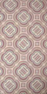 Tapete Geometrische Muster : vintage wallpaper pretty as a pattern pinterest tapeten geometrische tapete und muster ~ Frokenaadalensverden.com Haus und Dekorationen
