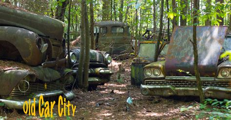 Old Car City Photo Shoot