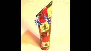 Mehrere Flaschen Als Geschenk Verpacken : weinflasche als geschenk f r weihnachten richtig einpacken verpacken anleitung tutorial ~ A.2002-acura-tl-radio.info Haus und Dekorationen