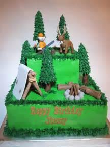 Hunting Birthday Cake Ideas