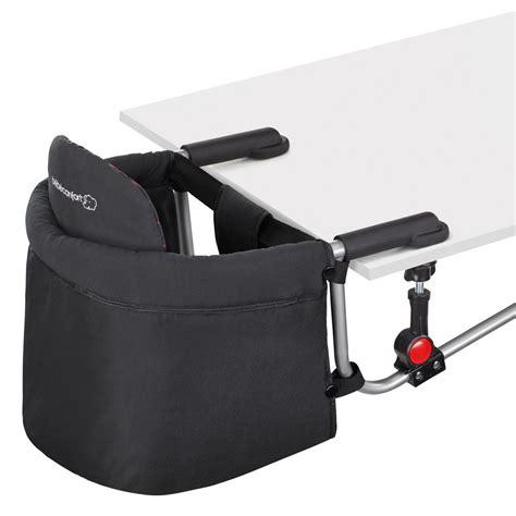 chaise haute compacte chaise table bébé confort table de lit