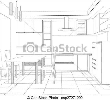 cr馥r cuisine 3d vecteurs eps de croquis créé résumé cuisine conception illustration csp27271292 recherchez des images graphiques clip vecteurs