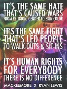 Macklemore Same Love Quotes. QuotesGram