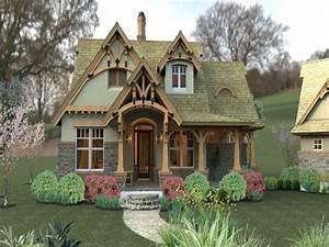 Woods, Y, Craftsman, Cottage, Small, Craftsman, Cottage, House, Plans, Beautiful, Cottage, House, Plans