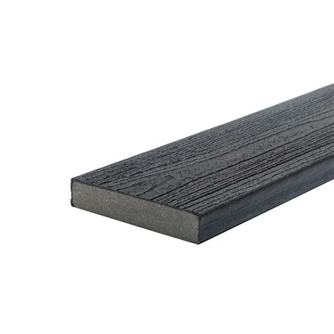 Trex Enhance Decking Home Depot by Trex 20 Ft Enhance Composite Capped Square Decking
