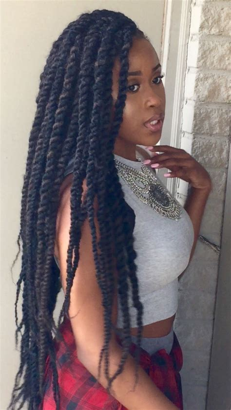 Hairstyles With Marley Twists by Marley Twist Protective Style Protective Styles Hair