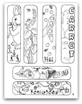 printable bookmarks for elementary students bookmark pg 2