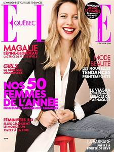 elle quebec feb 2014 cover cynthia JudyINK Magazine