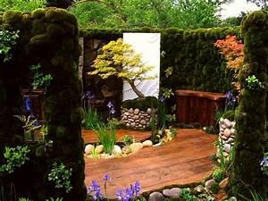 miniature japanese garden design to feng shui homes and With katzennetz balkon mit bosch home garden