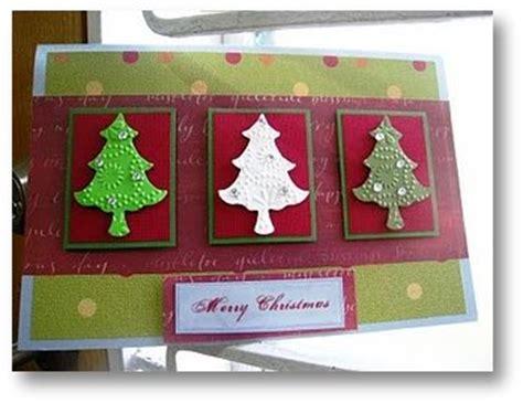 christmas card making ideas