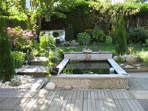 Jardin Avec Bassin : concours du plus beau bassin de jardin 2009 page 2 ~ Melissatoandfro.com Idées de Décoration