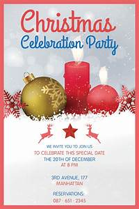 E Flyers Templates 10 Christmas Party Flyers Graphicloads