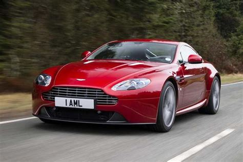 I'm Taking My Aston Martin On A 6,000-mile Cross-country