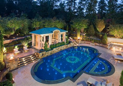 invigorating backyard pool ideas pool landscapes designs home remodeling contractors