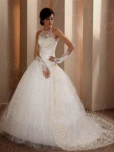 wedding dress ball gown lace Naf Dresses