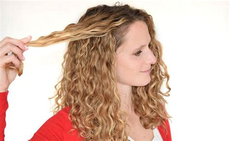 how to do a waterfall braid curly hair naturallycurly