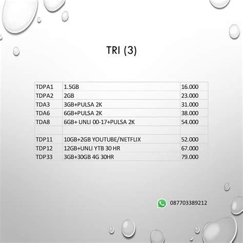 Cara mengubah kuota belajar kemendikbud menjadi kuota utama tanpa aplikasi tambahan new. Agen Kuota Inject Tri 15Gb : Distributor Agen Pulsa Kuota & PPOB Termurah Terlengkap ...