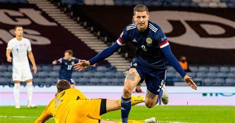 Scotland v Czech Republic: Leigh Griffiths against Lyndon ...